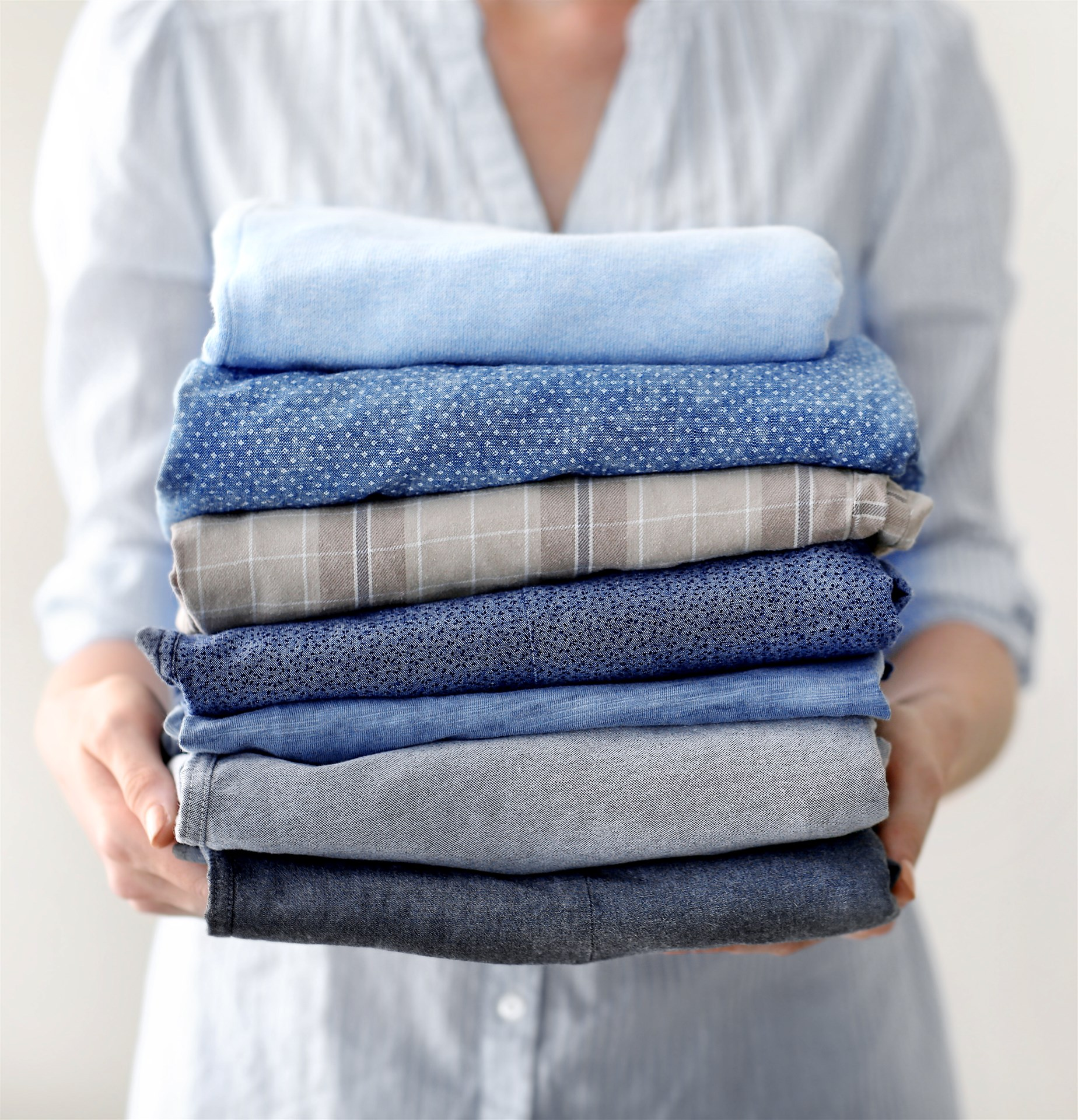 laundry, wash and fold