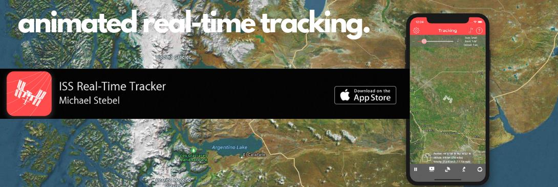 Track the International Space Station - ISS Real-Time Tracker ISS Finder