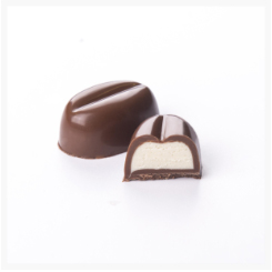 NO SUGAR ADDED MILK CHOCOLATE AND PISTACHIO BY GENAUVA CHOCOLATES