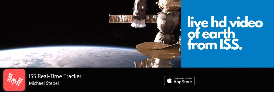 Streaming HD video of Earth From the International Space Station
